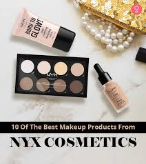 Nyx Foundation Color Chart 10 Of The Best Makeup Products From Nyx Cosmetics