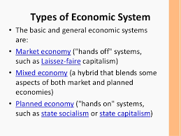 economic system 20 types of economic system