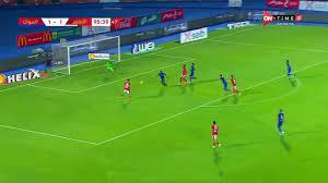 اهداف الاهلي واسوان 2-1 اليوم 2021/8/27 الدوري المصري - YouTube