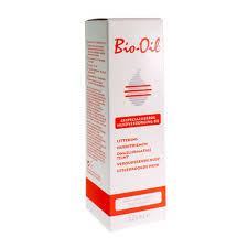 Bio-oil en striae