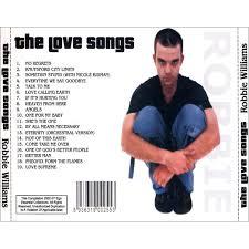 The Love Songs – Robbie Williams acquistare mp3, tutte le canzoni