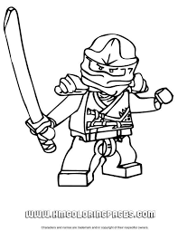 Ninjago Jay Coloring Pages Luxury Lego Ninjago Coloring Page Nlli