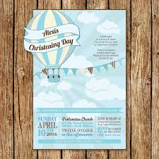 Free printable birthday balloon template. Hot Air Balloons Invitation Free Download Vector Psd And Stock Image