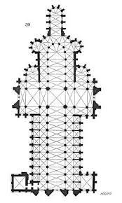 Canterbury Cathedral Floor Plan  Floorplan Of Canterbury Cathedral Floor Plans