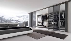 20 beautiful examples of bedrooms with attached wardrobesmodern bedroom closet 12