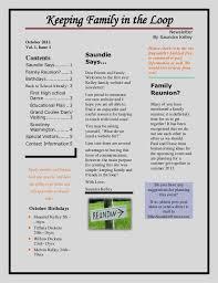 family newsletter family newsletter 11 5 autosaved