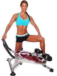 4 of 6 as seen on tv ab circle pro machine home core workout exercise equipment