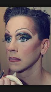 from 14 step cross dressing makeup tutorial