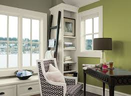 Work home office space Kitchen Benjamin Moore Home Office The House Designers Working In Your Space Designing Home Office In Limited Quarters