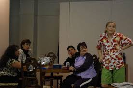 The Female Odd Couple' at Twin Beach Players   Maryland Theatre Guide