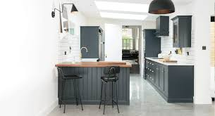 The Victorian Kitchen Company Shaker Kitchens By Devol Handmade Painted English Kitchens