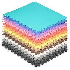 interlocking foam flooring. Wonderful Flooring Amazoncom  We Sell Mats 38 On Interlocking Foam Flooring A