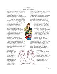 My Family Essay For Kids And General Students In English     KidsEssays com Essay on My Family for Children and Students   IndiaCelebrating com