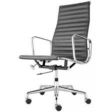 office aluminium group chair ea119 charles eames replica