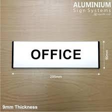 door signs door signs for offices glass door signs for business door signs