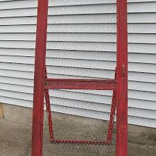 Craft Show Display Stands How to transform a vintage screen door into a craft show display 53