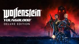 Youngblood Wolfenstein Youngblood Deluxe Edition