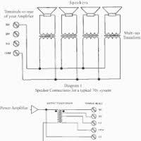 70v speaker wiring diagram wiring diagram for you 70v speaker wiring diagram trusted wiring diagram 70v volume control wiring 70v speaker wiring diagram