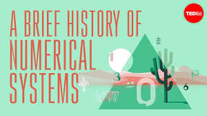 A Brief History Of Numerical Systems Alessandra King