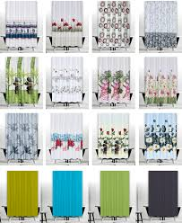 curved bath shower curtain rod rail in white or chrome 90