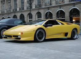 1990 Lamborghini Diablo review