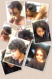 Transition Hair Style 15 hairstyles to help hide heat damage 5452 by stevesalt.us