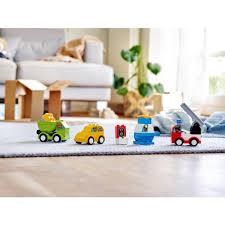 <b>Конструктор LEGO</b> DUPLO My First Мои <b>первые</b> машинки купить в ...