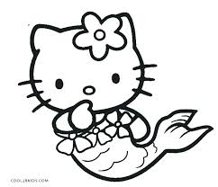92 Free Printable Cat Mermaid Coloring Pages Printable And Online