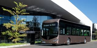 Latest Bus Designs The New Generation Of The Irizar Ie Bus