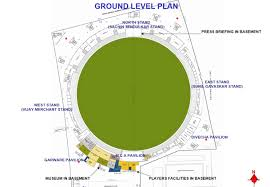 Wankhede Seating Chart Cricket Field Dimensions