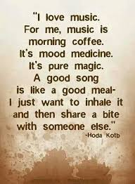Inspirational Quotes About Music And Life I love music Music is Art Pinterest Truths Music life and 84