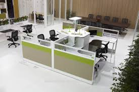 stylish modern modular office furniture design. CTS+D4 Tile Panel Combinate With Base Customized Heated Modular Workstation Factory Direct Price Stylish Modern Office Furniture Design E