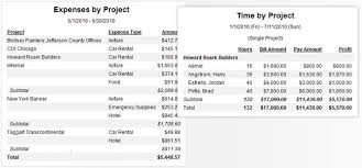 Quickbooks Project Tracking Software For Timesheets And Expense Reports