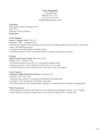 Mock Resume Restaurant Functional Resume Resumes For 100a Free Sample Line Cook 92