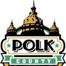 polk logo. agency logo. polk county supplemental food program logo