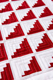 Classic Red-and-White Quilts | AllPeopleQuilt.com Staff Blog & One of our favorite designers for American Patchwork & Quilting, Kathie  Holland shared her first quilt inspired by the show on her blog. Adamdwight.com