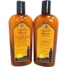 agadir argan oil shoo and conditioner hot