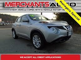 Pre Owned      Nissan Juke S AWD