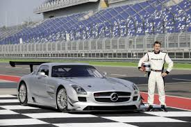 Mercedes-Benz SLS AMG GT3 - Racing Version of the Gullwing Model ...