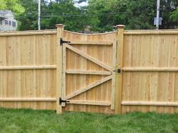 Wonderful Wood Fence Gate Plans Building A On Design Decorating