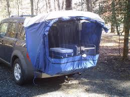 honda element camper conversion