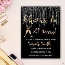 21st birthday invitation card 21st birthday invitation card for rose gold 21st invitations editable birthday