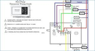 wiring diagram for ac thermostat bestharleylinks info 4 Wire Thermostat Wiring Diagram home air conditioner thermostat wiring diagram rheem ac unit