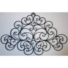 Small Picture The 25 best Wrought iron wall art ideas on Pinterest Iron wall
