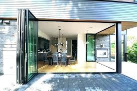 accordion patio doors s folding glass for accordion patio doors folding glass