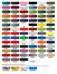 Avery Vinyl Wrap Color Chart Clipart Images Gallery For Free