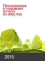 Отчетность и раскрытие информации ПАО Уралкалий  Годовой отчет 2015 · Приложение к годовому отчету за 2015 г