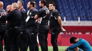 أولمبياد طوكيو 2020 | 5 مشاهد من خروج منتخب مصر الأولمبي ضد البرازيل -  الشامل الرياضي