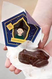 Harry Potter Chocolate Frogs Free Printable Template For
