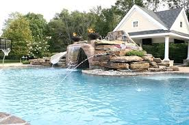 inground pools with rock waterfalls. Inground Pools With Waterfalls Source Swimming Pool Rock Kits . A